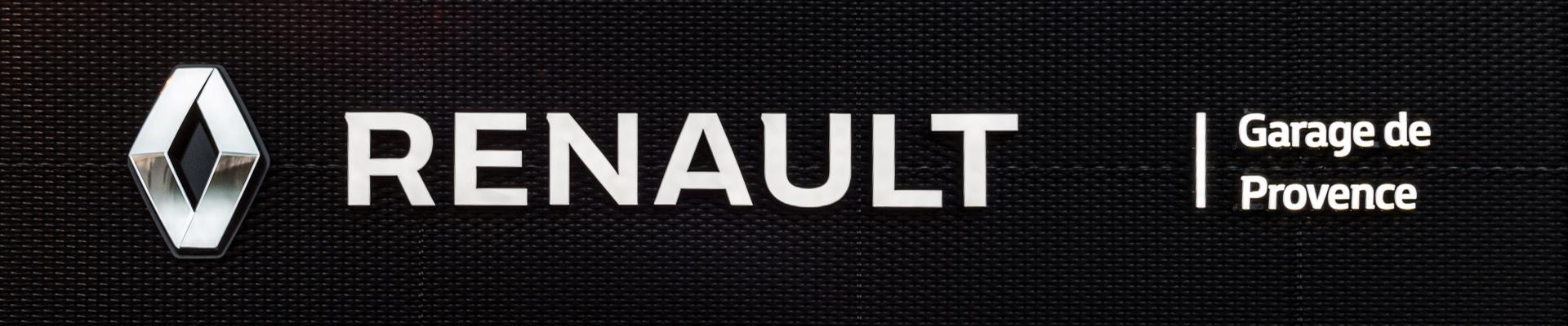 Garage de provence Agent Renault Dacia